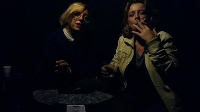 Nous serons toujours les fantômes de votre vie - Thérèse Pitte et Karine Mathieu